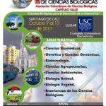 52 Congreso Nacional de Ciencias Biológicas – Cali